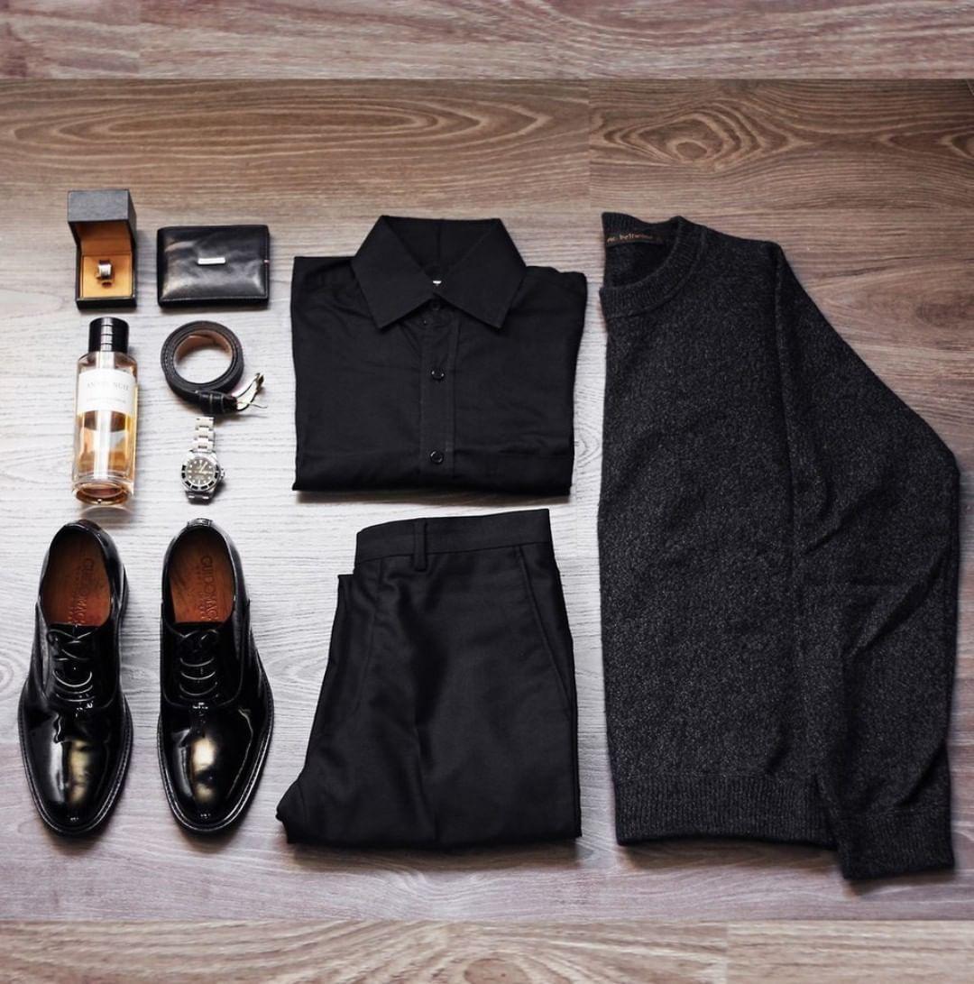 Деловой стиль одежды для мужчин: секреты создания эффектного образа