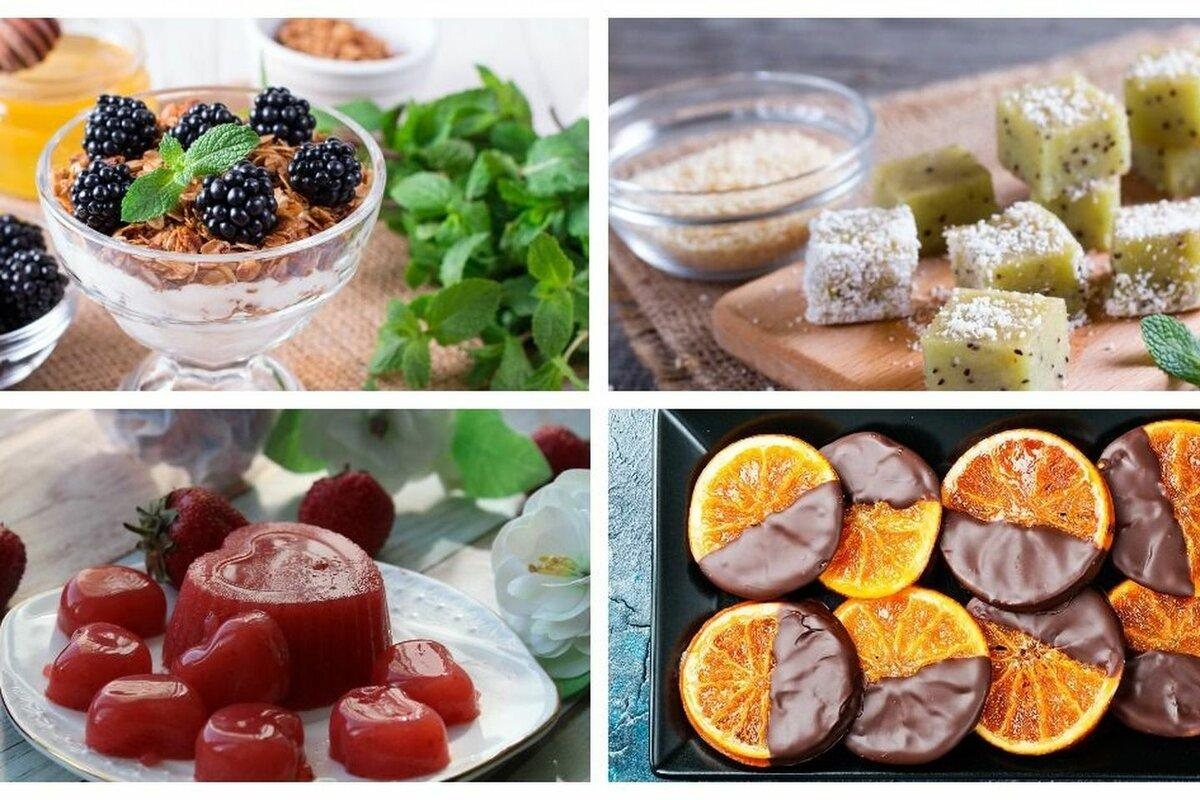 40 продуктов, которые запустят и ускорят процесс похудения