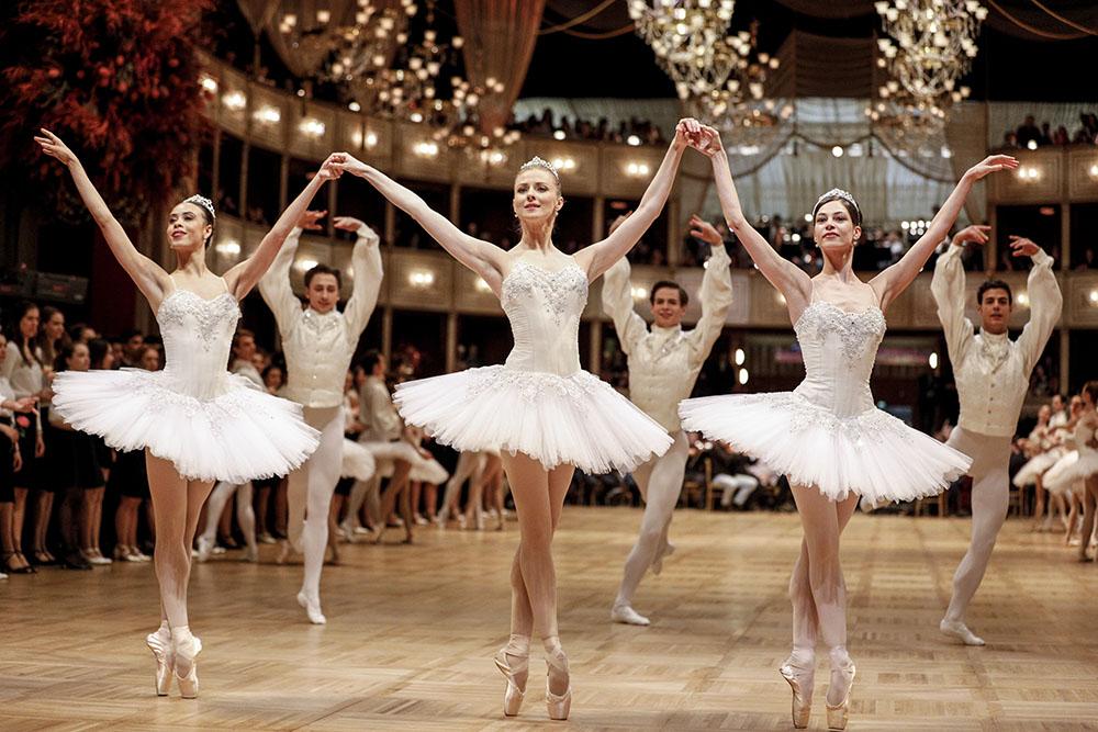 В балетной школе венской оперы детям посоветовали курить ради похудения ► последние новости