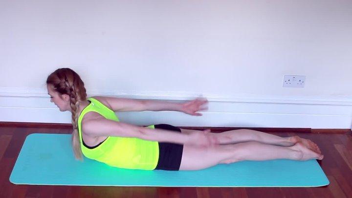 Топ-5 упражнений чтобы избавиться от сутулости во взрослом возрасте