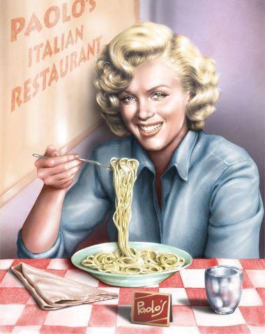 Засекреченная диета мэрилин монро