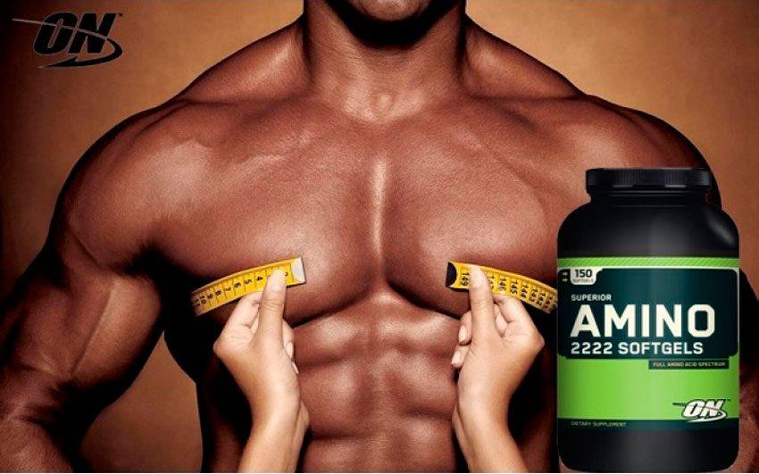 Superior amino 2222 320 табл (optimum nutrition)