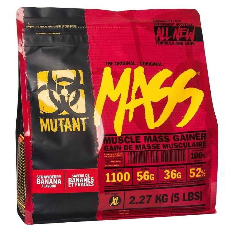 Гейнер Мутант Масс (Mutant Mass)