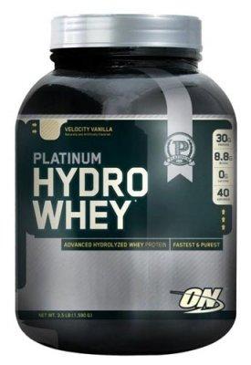 Platinum hydrowhey от optimum nutrition: как принимать, отзывы