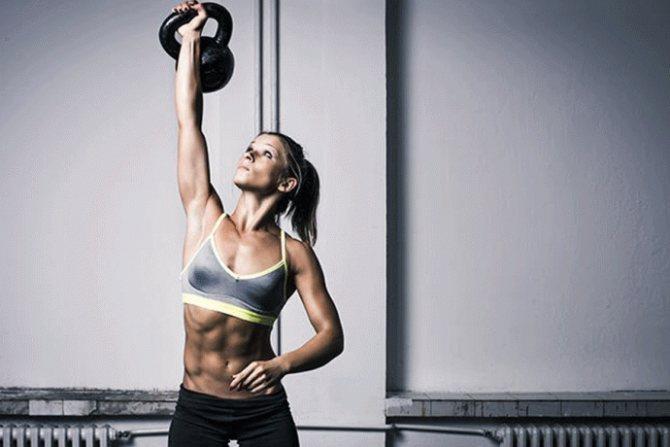 Мифы о силовых тренировках для женщин   на диетах