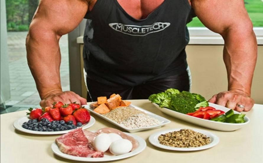 Программы питания в бодибилдинге: меню бодибилдера на каждый день мужчине для тренажерного зала