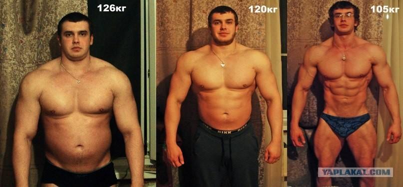 Сушка без потери мышечной массы: сливаем жир