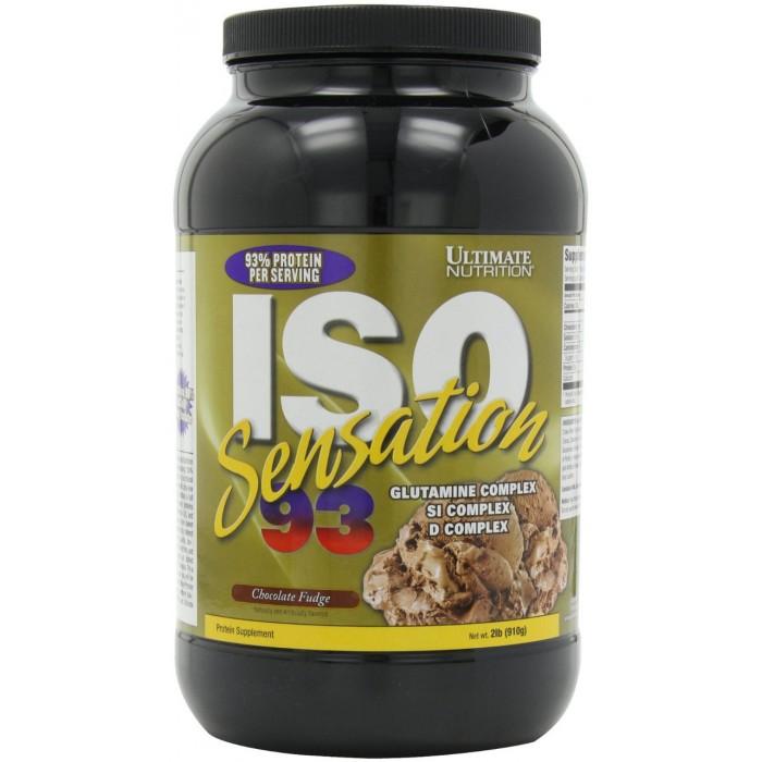 Состав, преимущества и схема приема iso sensation 93 от ultimate nutrition