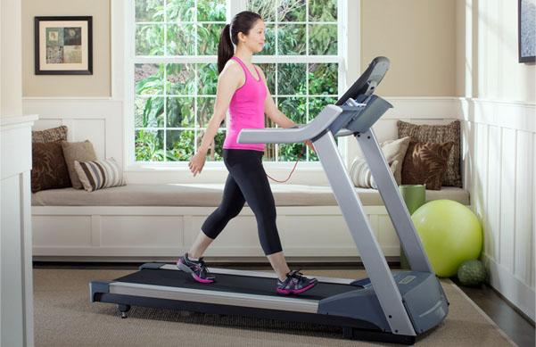 Беговая дорожка для похудения: инструкция для новичков