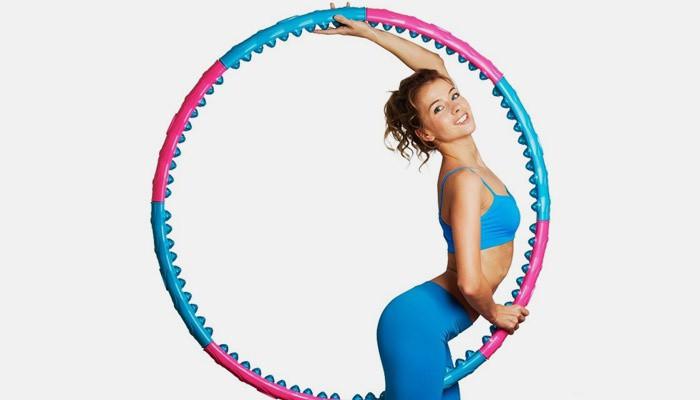 Массажный обруч для похудения – особенности и результаты применения