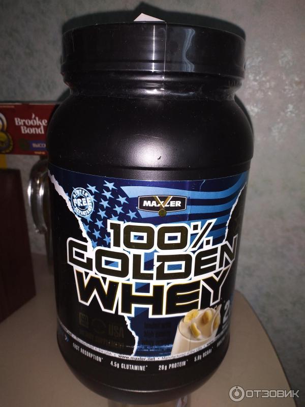 Протеин 100% golden whey 2270 гр - 5lb (maxler) — купить в москве в магазине спортивного питания pitprofi.ru