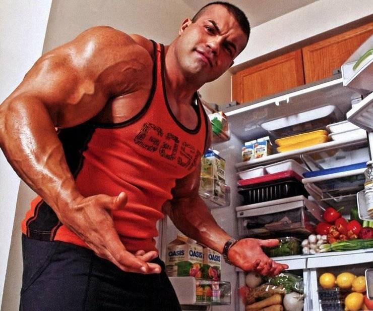 Какое спортивное питание лучше для набора мышечной массы