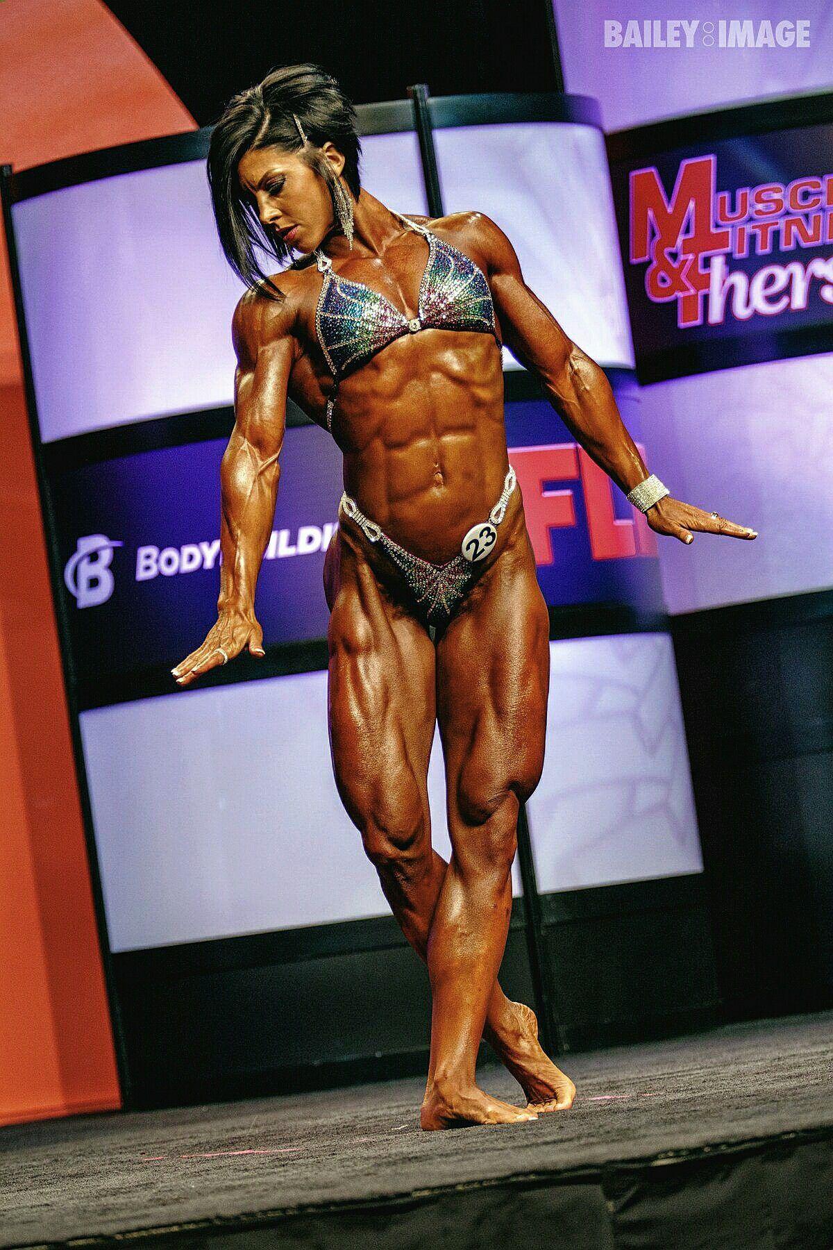 Дана линн бейли: самая популярная ifbb pro physique