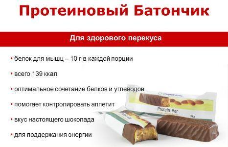 Что таоке протеиновые батончики? польза и вред - tony.ru