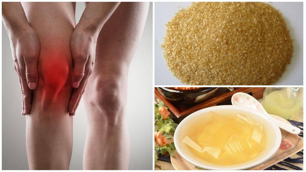 Желе для суставов: разоблачение - миф или реальность, польза желатина для костей и связок, как приготовить (рецепт из шиповника) | статья от врача