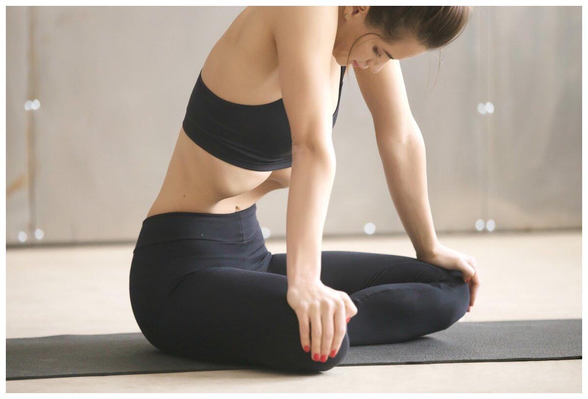 Как делать упражнение вакуум для живота?