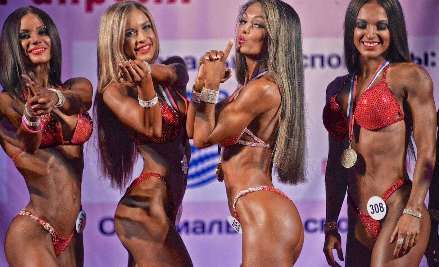 Фитнес бикини ольга блохина: биография, фото, тренировки и питание спортсменки