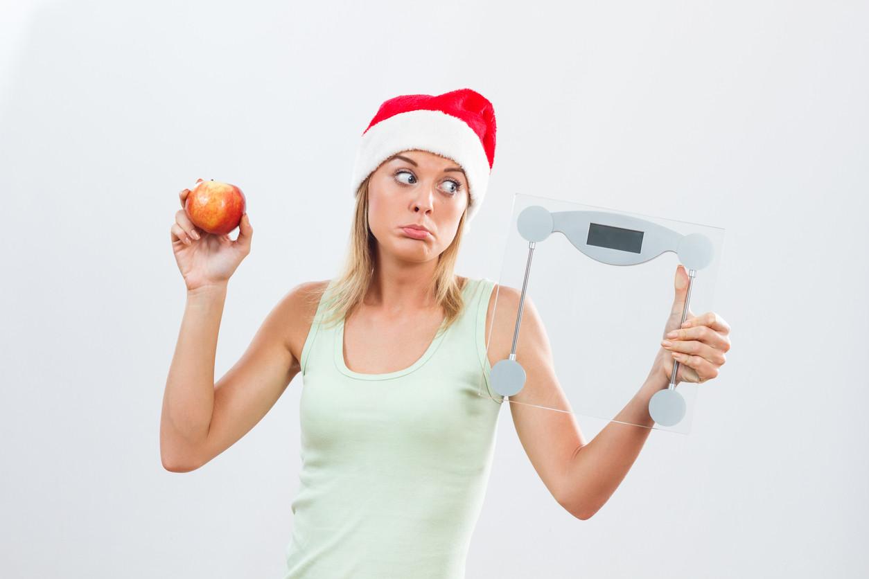 Как похудеть к новому году за 1-2 месяца на 5-10 кг