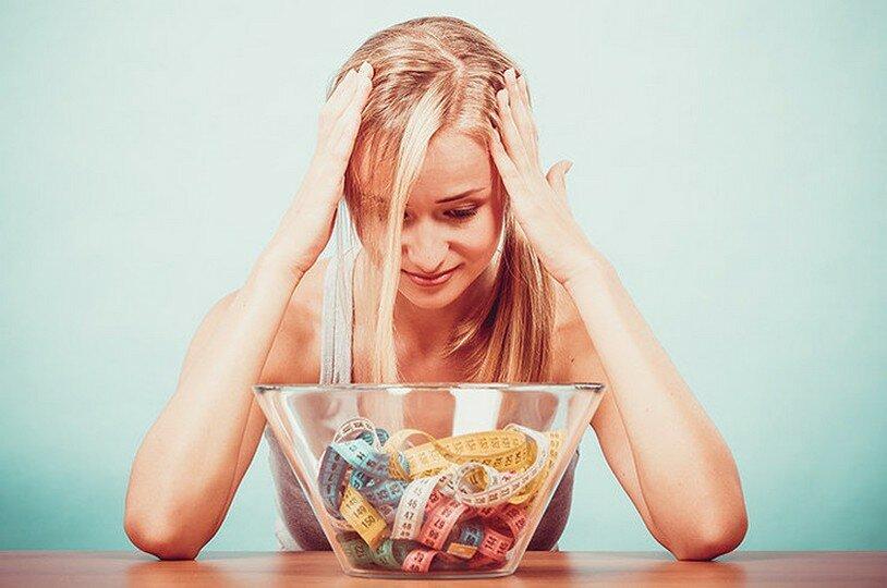 Вред диет. проверено на себе. разбираемся и делаем выводы - еда и фигура